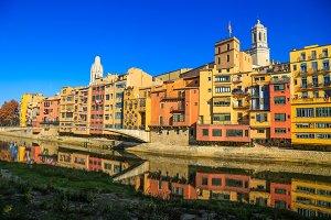 Colorful Girona