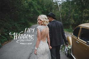 40 Film Wedding Lightroom   Presets