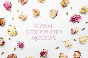 Floral Mockup Pack