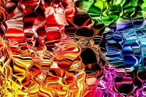 Abstract multicolour background