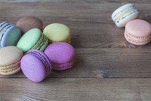 Macarons splits