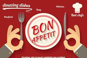 Restaurant Promotion concept