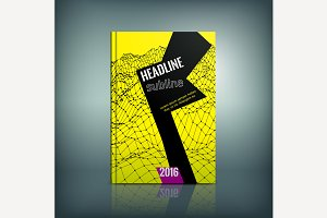 Modern Brochure Cover Idea