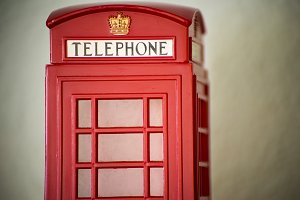 The typical London telephone
