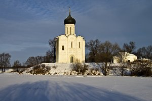 Church of the Intercession on Nerl