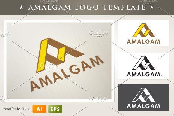 Amalgam Logo