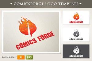 Comics Forge Logo