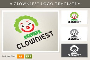 Clowniest Logo