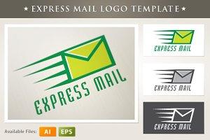 Express Mail Logo