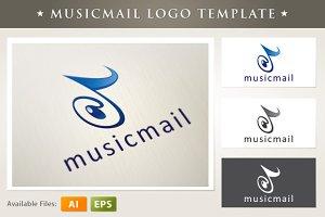 Musicmail Logo