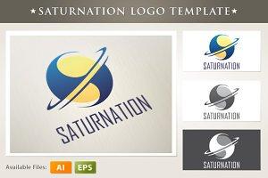 Saturnation Logo