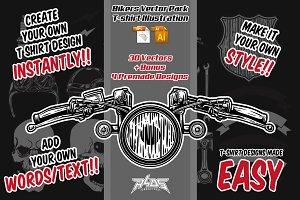 Bikers Vector Pack v1
