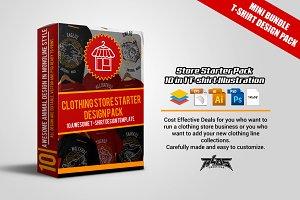 Store Starter 10 Designs Pack