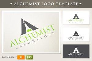 Alchemist Logo Template