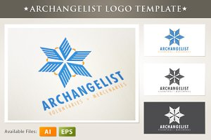 Archangelist Logo Template
