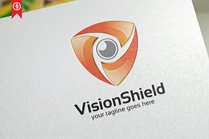 Vision Shield - Logo Template