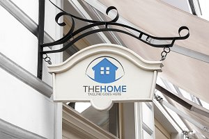 The Home Logo Version 2