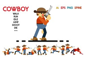 Cowboy Animation