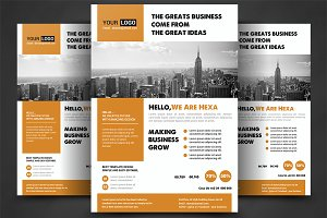 Corporate Flyer Multipurpose