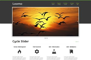 Loomo - WP Business Theme
