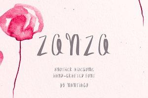 Zanza Font