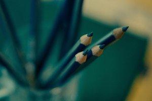 Pencil Nib Close Up