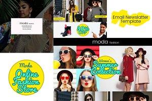 Moda E-Newsletter