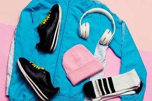 Sports Jacket, Urban style.