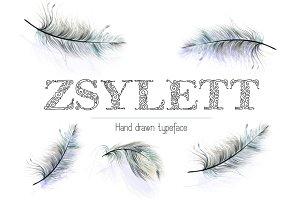 Zsylett Font Duo