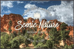 Scenic Nature Photo Pack