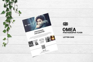 Photography Flyer Template-V538
