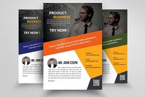 Employment Agency Business Flyer