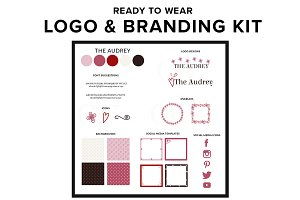 Logo Template and Branding Kit
