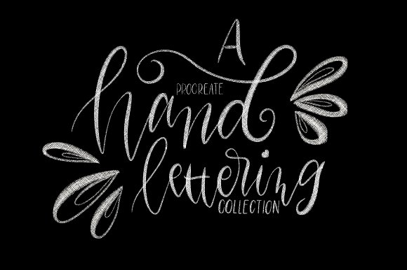 Hand Lettering Collection 2