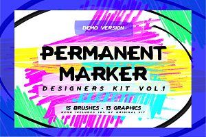 Permanent Marker Kit Vol.1: THE DEMO