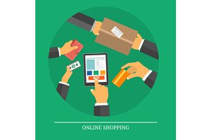 Retail commerce and marketing