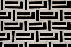 Rectanges Geometric Pattern