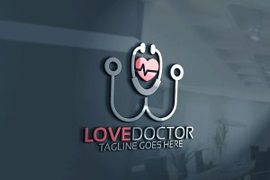 Love Doctor Logo