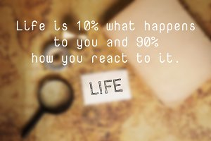 inspiration life quote