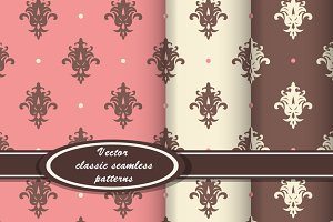 Elegant classic patterns