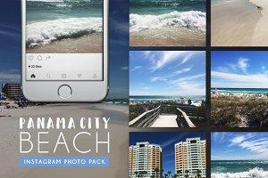 Instagram Beach Photo Pack