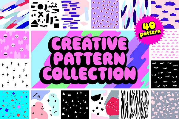 CREATIVE PATTERN COLLECTION