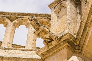 Burgos gargoyle