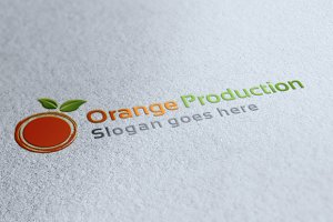 Orange Production Logo