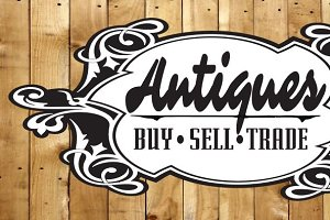 Antiques Vintage Design File