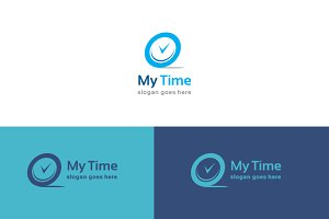 My Time Logo