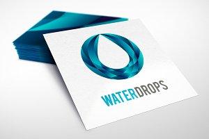 Water Drop : 4 Variations