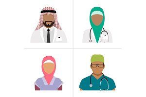 Muslim health care professionals