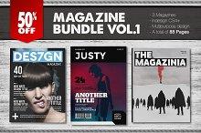Magazine Bundle 1
