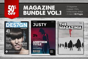 Magazine Bundle 1